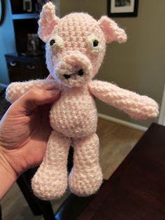 Lil' Piggy | Off the Hook Crochet