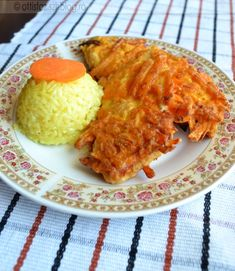 Csirkemell sárgarépa bundában
