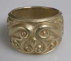 Celtic Ring, 4th-5th Century BC. Beautiful.