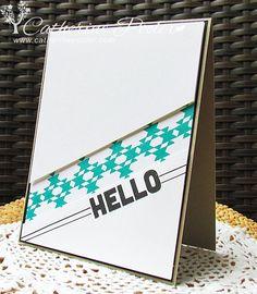 Cards For Him Blog Hop - masculine cards