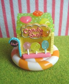 Re-ment Candy House #6 by HarapekoDoggyBag, via Flickr