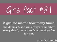 More of girls facts are coming HERE  facts , quotes and relatable to all females