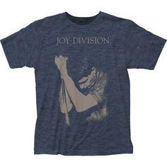 Joy Division Ian Curtis Slim Fit T-Shirt Heather Navy https://www.fanprint.com/stores/american-dad?ref=5750