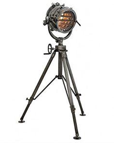 Image result for industrial studio lamp