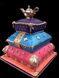 Resultado de imagem para cakes from aladdin