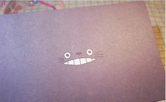 Totoro Postcard  Set   3 Cards by StickerParadise on Etsy, $2.90