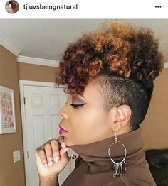 Your next Hairstyle should be an Undercut. Undercuts are Edgy! We know you've been EYEING the Undercut...Before you start cutting, Click for the BADDEST cuts and best tips. Only on ManeGuru.com