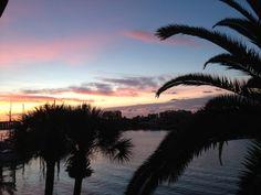 Sunset August 2, 2013   Clearwater Beach, FL