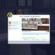 Baker Career - The Sims 4 Catalog Sims 4 Jobs, Sims Cc, Sims 4 Mods Clothes, Sims 4 Clothing, Fifa, Sims 4 Traits, Sims 4 Game Mods, Sims 4 Characters, Sims 4 Gameplay