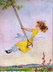 """""""The Swing"""" by EULALIE :"""