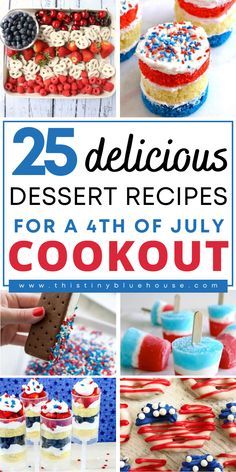 Delicious Of July Dessert Ideas. Here is a wonderful list of themed Independence Day Dessert that everyone will enjoy. Patriotic Desserts, 4th Of July Desserts, Fourth Of July Food, Desserts To Make, Great Desserts, Delicious Desserts, Dessert Ideas, Dessert Recipes, Yummy Food