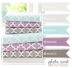 I DIE! I DIE! I DIE right now!!! This is EXACTLY the color palette I want for our bed room!!! Now, just in these soft shades or a more saturated shade???    Color Crush Palette · 5.27.2012
