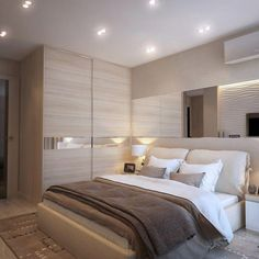 Best Interior Design Bedroom – Modern Home Wardrobe Design Bedroom, Luxury Bedroom Design, Bedroom Furniture Design, Home Room Design, Master Bedroom Design, Home Decor Bedroom, Home Interior Design, Bedroom Designs, Modern Interior