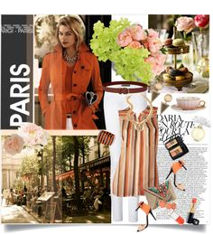"""""""Stylish in Paris"""" by judysingley-polyvore ❤ liked on Polyvore"""