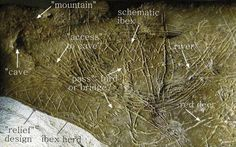 World's oldest map: Spanish cave has landscape from 14,000 years ago. A stone tablet found in a cave in Abauntz in the Navarra region of northern Spain is believed to contain the earliest known representation of a landscape. Archaeologists have discovered what they believe is man's earliest map, dating from almost 14,000 years ago Photo: EPA