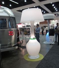 Dwell on Design - The NEW Airstream with LED Lighting