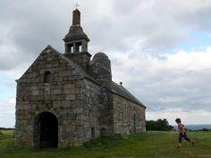 Old Chapel, Brehat Island, Bretagne, France