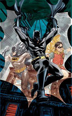 Batman by duss005