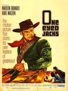 A western I have not seen- with Marlon Brando! Need to see!