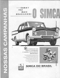 BRAZILIAN CAR Simca