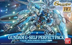 Gundam G-Self (Perfect Pack Equipped) (HG) (Gundam Model Kits) Package1