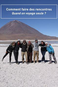 Comment faire des rencontres quand on voyage seule ? 10 conseils basés sur mon expérience #voyagerseule