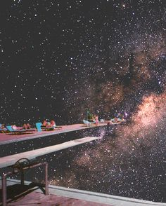 Space Collage by Haley Eder.