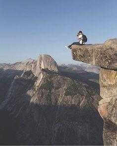 Where will you go? Don't fall, @brandon_louie #lifeawaits