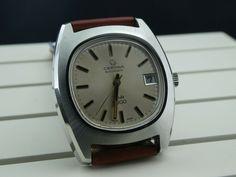 NOS  Vintage Sammler Uhr  CERTINA Club 2000 Swiss made Watch Deals, Quality Watches, Cool Watches, Clock, Ebay, Vintage, Watch, Cool Clocks