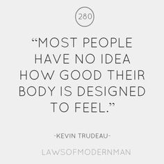 Massage Therapy can help you discover just how good your body can feel.