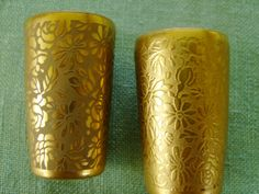 Retro Salt and Pepper Shakers by THEVERMONTSHOP on Etsy, $16.00
