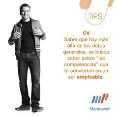 Tips CV - Manpower Perú