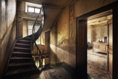 """""""Stairway of the Crying Walls"""" by Sven Fennema"""