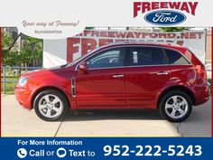 2015 *Chevrolet* *Chevy*  *Captiva* *Sport* *Fleet*   12k miles $17,994 12195 miles 952-222-5243 Transmission: Automatic  #Chevrolet #Captiva Sport Fleet #used #cars #FreewayFordMN #Bloomington #MN #tapcars