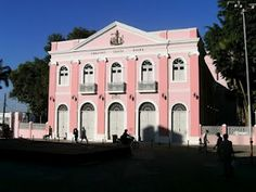 Teatro - João Pessoa - PB. #João Pessoa - Paraíba - Brasil. O paraíso é aqui!