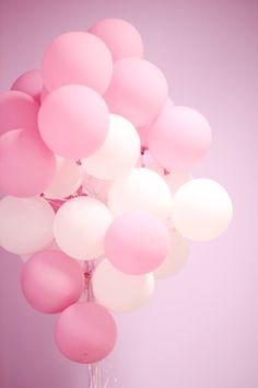 Pink Balloons Tumblr