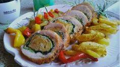 Chutné+a+výnimočné:+Mäsové+rolády+na+slávnostné+chvíle Sushi, Ethnic Recipes, Food, Essen, Meals, Yemek, Eten, Sushi Rolls