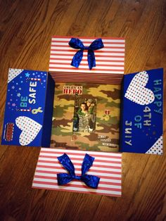 Forth of July Military care package