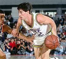 43fa637a7c5 Jazz (ball, that is) great John Stockton Gonzaga University, Spokane, WA