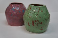 Peça realitzada en el taller de ceràmica durant el curset de juliol 2015/16. www.escolatrac.com