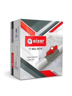 Aizar PP Ball Valve Box - Brandz.co.in Coin Auctions, Box Mockup, Packaging Design Inspiration, Ceiling Design, Box Packaging, Box Design, Minimalist Design, Typography Design, Photography Tips