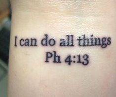 i want this tattoo. favorite bible verse