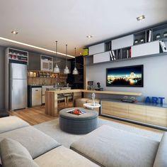 Apartamentos Decorados - Veja Decorações ao Seu Alcance