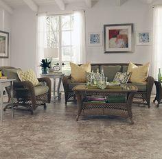 Sicilian Slate 36250M Moduleo Vision Luxury Vinyl Tile Flooring