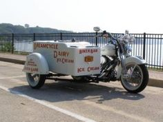 Harley 'Dreamcycle' Provides Delicious Business Opportunity - Harley Davidson Forums