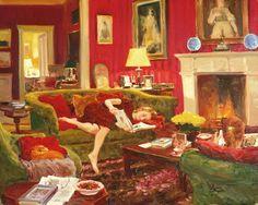 Our Rose Room by David P. Hettinger davidhettinger.com/