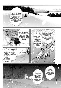 Manga Mahou Tsukai No Yome Capítulo 15 Página 35