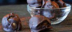 Ancho Almond Truffles Recipe