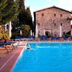 Hotel Borgo Il Poggiaccio Residence - Siena, Italien / Italy. Tuscany