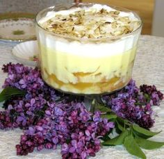 English Trifle Recipe, wonderful to serve for a summer afternoon tea or, for high tea.